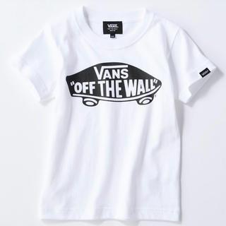 ヴァンズ(VANS)の新品。バンズ Tシャツ 140 vans ライトオン VANS(Tシャツ/カットソー)