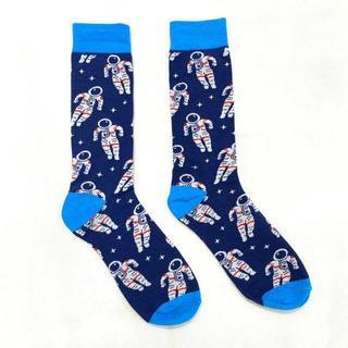 宇宙飛行士 スペースマン ソックス 靴下 レイヤード インスタ 人気 韓国