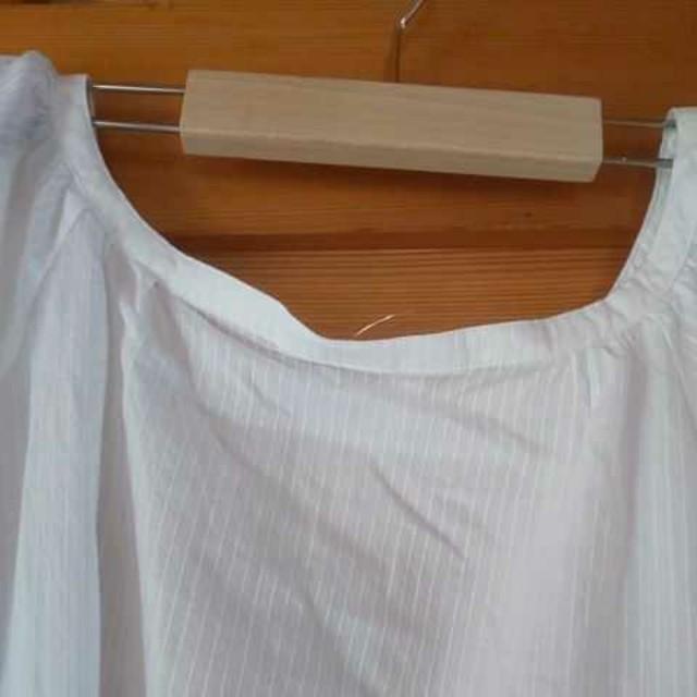 UNIQLO(ユニクロ)の ユニクロカットソー レディースのトップス(カットソー(長袖/七分))の商品写真
