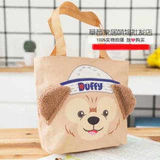 ダッフィー - 日本未発売 ダッフィー ランチバッグ お弁当箱入れ 小物入れ セール中 ラス1
