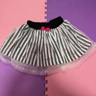 バービー(Barbie)のストライプスカート(スカート)