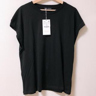 ZARA - ZARA 新品 Tシャツ