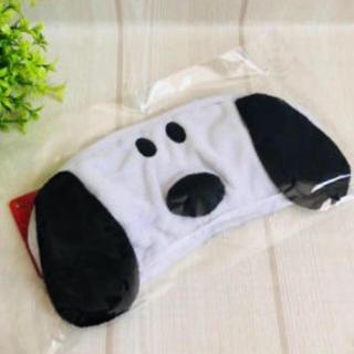 スヌーピー(SNOOPY)のスヌーピー  3D アイマスク♡(旅行用品)