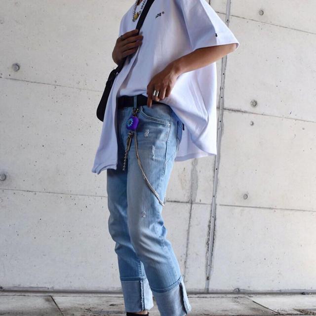 MAISON KITSUNE'(メゾンキツネ)の早い者勝ち アーダーエラー  Tシャツ メンズのトップス(Tシャツ/カットソー(半袖/袖なし))の商品写真