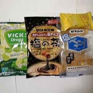 タイショウセイヤク(大正製薬)の☆お買得セット 袋飴3点&フリーズドライたまごスープ1点☆(菓子/デザート)