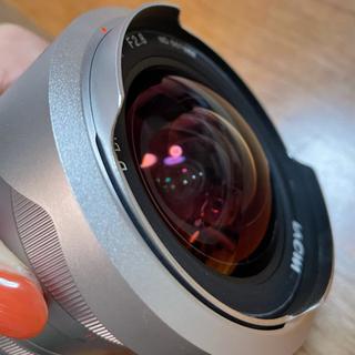 キヤノン(Canon)のキャノンEF 超広角レンズ(レンズ(単焦点))