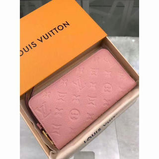 LOUIS VUITTON - LOUIS VUITTON ルイヴィトン 長財布 女性適用 在庫あり 即購大歓迎