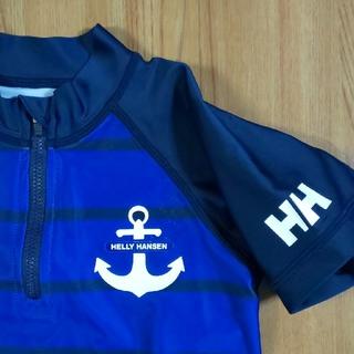 ヘリーハンセン(HELLY HANSEN)のヘリーハンセン ラッシュガード HELLY HANSEN 110cm 半袖(水着)