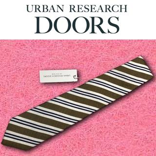 ドアーズ(DOORS / URBAN RESEARCH)の【新品未使用】URBAN RESEARCH ネクタイ (ネクタイ)
