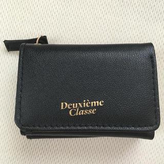 ドゥーズィエムクラス(DEUXIEME CLASSE)の大人ミューズ 付録 財布 ドゥーズィエムクラス ミニ財布(財布)