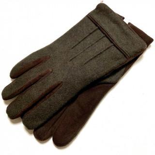 Chloe - 新品 クロエ 手袋 ラムスキン 羊革 ニット手袋 ブラウン 茶色