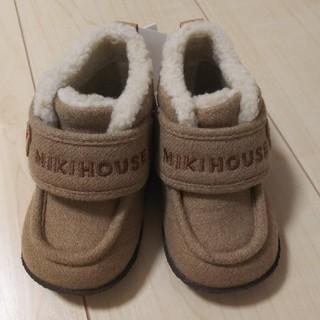 ミキハウス(mikihouse)のMIKI HOUSE 靴(ブーツ)