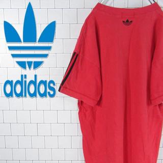 アディダス(adidas)の【銀タグ】激レア アディダスオリジナルス ファイヤーバード デサント Tシャツ(Tシャツ/カットソー(半袖/袖なし))
