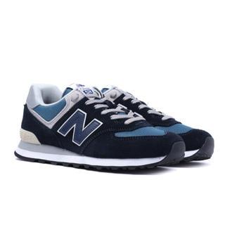 ニューバランス(New Balance)のNEW BALANCE 574 ミッドナイトネイビー(スニーカー)