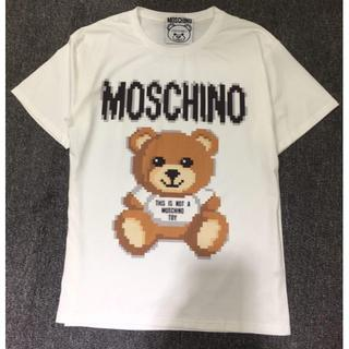 モスキーノ(MOSCHINO)のMOSCHINO 半袖Tシャツ (Tシャツ/カットソー(半袖/袖なし))
