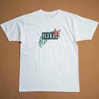 KITH  19ss  Tシャツ  ホワイト サイズ L
