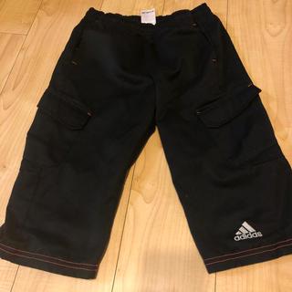 アディダス(adidas)の男児7部丈パンツ(パンツ/スパッツ)