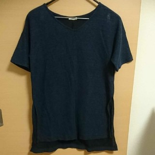 ジーユー(GU)のGU カットソー Tシャツ(Tシャツ(半袖/袖なし))