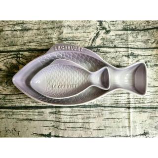 ルクルーゼ(LE CREUSET)のルクルーゼ 魚 サカナ プレート sサイズ1枚 海外限定(食器)