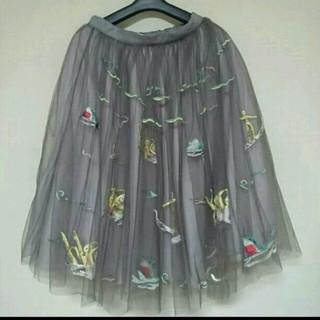 ツモリチサト(TSUMORI CHISATO)の本日限定★ツモリチサト☆チュールスカート(ひざ丈スカート)