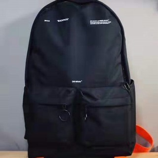 OFF-WHITE - 18SS  BACKPACKリュックバックパック