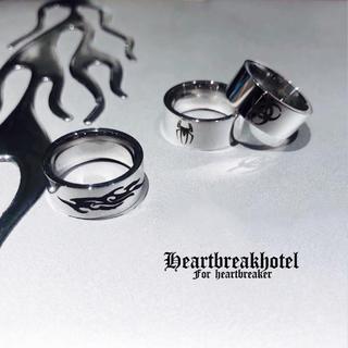 ♥️ Vintage Dragon Punk stainless Ring(リング(指輪))