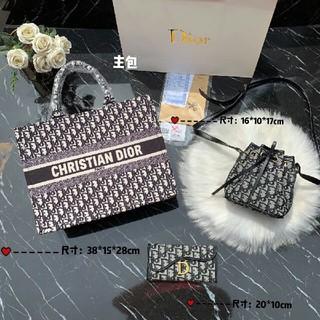 Dior - DIOR ショルダーバッグ、ショルダーバッグ、財布