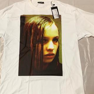 Raf Simons  Regular  T-Shirt  Christian