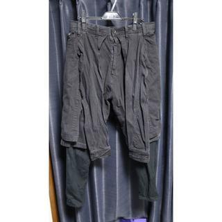 ユリウス(JULIUS)の新品 _JULIUS Combination Layered Pants(サルエルパンツ)