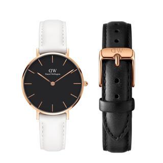 Daniel Wellington - 【32㎜】ダニエル ウェリントン腕時計DW283+ベルトSET《3年保証付》