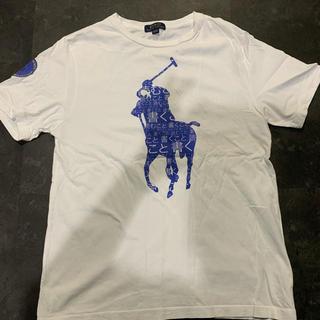Ralph Lauren - USED!160 ラルフローレンかっこいいTシャツ