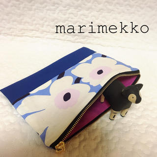 マリメッコ(marimekko)のマリメッコ フラットポーチ(ポーチ)