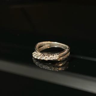 ダイヤモンドシルバーリング(リング(指輪))