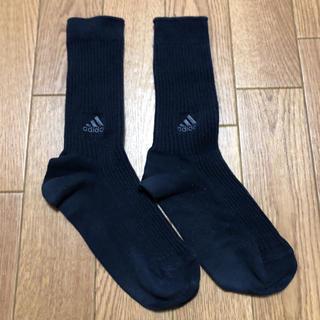 adidas - ハイソックス 中古