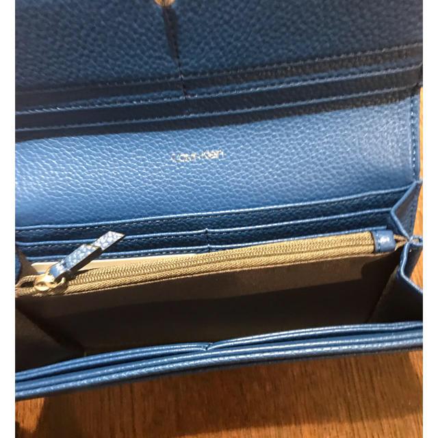 Calvin Klein(カルバンクライン)のカルバンクライン  長財布 新品未使用! 最安値! メンズのファッション小物(長財布)の商品写真