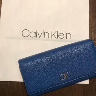カルバンクライン(Calvin Klein)のカルバンクライン 長財布 新品未使用!最終値下げ!(長財布)
