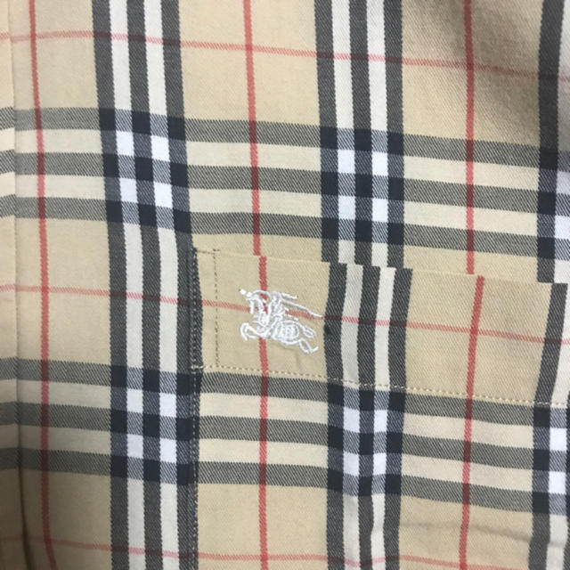 BURBERRY(バーバリー)のBurberry ノヴァチェック シャツ メンズのトップス(シャツ)の商品写真