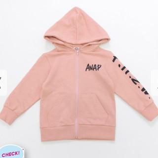 ANAP Kids - ANAPkids新品手書きプリントパーカー