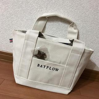 BAYFLOW - ベイフロートートバッグ