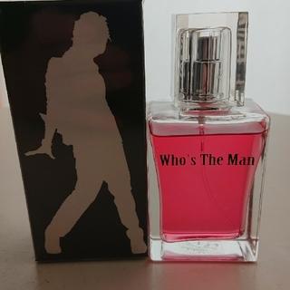 "三浦大知  ""Who's The Man""香水"