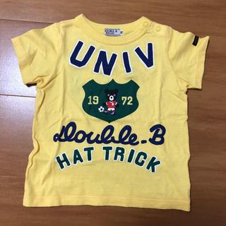 DOUBLE.B - ミキハウス ダブルビー Tシャツ 半袖 90