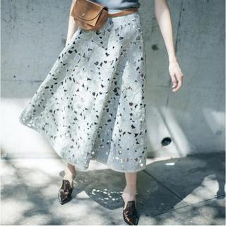 Ameri VINTAGE - AMERI vintage カットフレアスカート