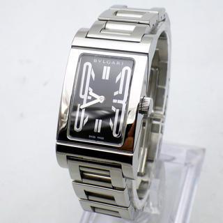 BVLGARI - 【BVLGARI】ブルガリ レッタンゴロ RT39S レディース 腕時計