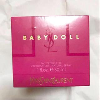 Yves Saint Laurent Beaute - 未開封 イヴ・サンローラン ベビードール オーデトワレ 30ml 香水 恋コスメ