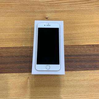 Apple - 【美品】iPhone8 silver 256GB SIMロック解除済