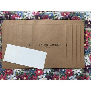 ラルフローレン(Ralph Lauren)のラルフローレン  ショップ袋 シール付 10枚(ショップ袋)