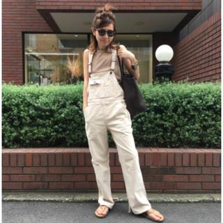 L'Appartement DEUXIEME CLASSE - アパルトモン♡ STAMMBAUM Corduroy Overall