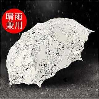 【これからの時期に必須アイテム☆】新品未使用!おりたたみ日傘