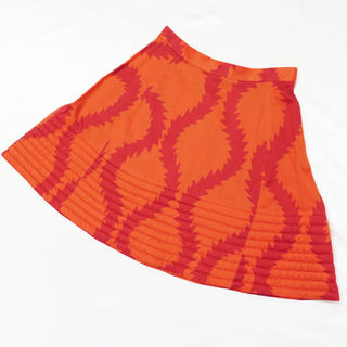 Vivienne Westwood - ヴィヴィアンウエストウッド アングロマニア スクイグル フレア スカート 42