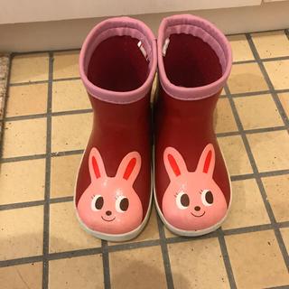 ミキハウス(mikihouse)の【専用!】ミキハウスの長靴14-15(長靴/レインシューズ)